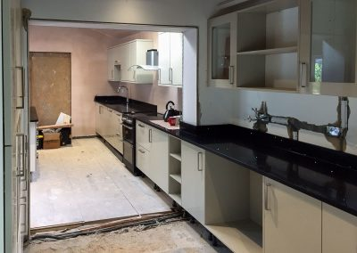 Kitchen and Bathroom Refurbishment