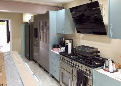 Kitchen and Bathroom Refurbishment
